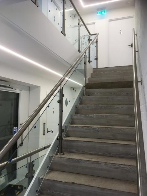 Balcony Installations staircases balustrades designed and fitted